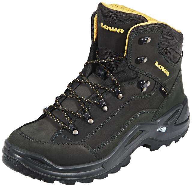 GTX sur gris Lowa Homme CAMPZ Chaussures Renegade A4WqXx5xwH